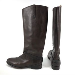 Frye Lindsay Plate Tall Riding Boots